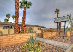 丽都棕榈度假Spa酒店 - 沙漠温泉 - 户外景观