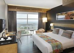 乌邦威大酒店 - 基加利 - 睡房