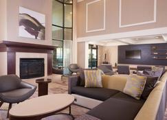 格林维尔斯巴坦堡机场万怡酒店 - 格林维尔 - 休息厅