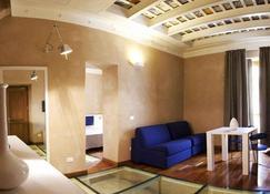 拉甘夏住宅酒店 - 特拉帕尼 - 客厅