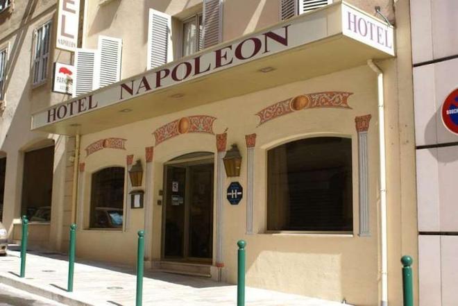 拿破仑酒店 - 阿雅克修 - 建筑