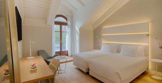 都灵圣斯特凡诺nh酒店 - 都灵 - 睡房