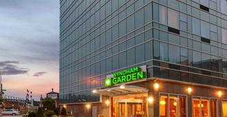 温德姆花园长岛市/曼哈顿美景酒店 - 皇后区 - 建筑