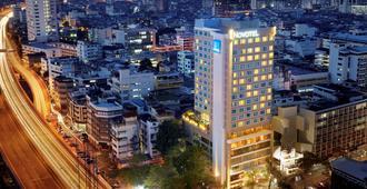 曼谷诺富特芬妮克斯是隆酒店 - 曼谷 - 户外景观