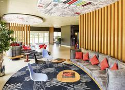 宜必思里奥布朗科酒店 - 里约布兰科 - 大厅