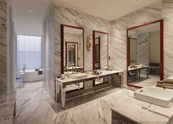 新德里粉红旅馆 - 新德里 - 浴室