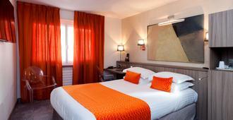大都会贝斯特韦斯特优质酒店酒店 - 斯特拉斯堡 - 睡房