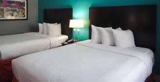 凯隆酒店 - 大西洋城 - 睡房