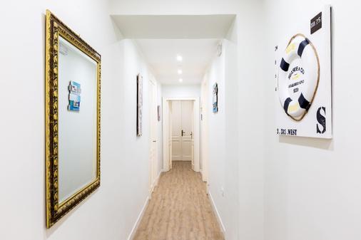 昂达滨海客房旅馆 - 卡利亚里 - 门厅