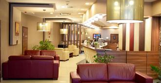 布达佩斯维塔高级酒店 - 布达佩斯 - 大厅