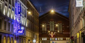 尼波城市酒店 - 哥本哈根 - 建筑