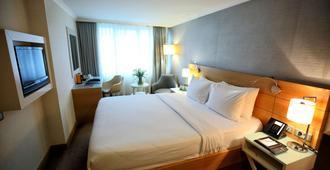 伊斯坦布尔德德曼酒店 - 伊斯坦布尔 - 睡房