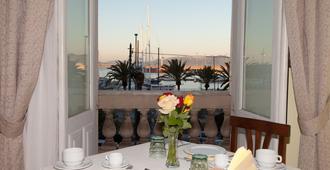 阿菲塔卡梅尔卡利亚里酒店 - 卡利亚里 - 餐厅