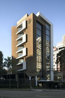 诺玛酒店 - 库里提巴 - 建筑