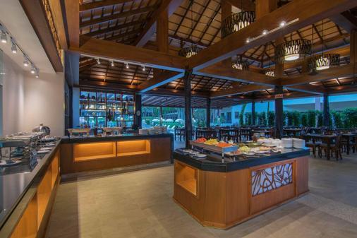 卡塔坦尼绿叶海滨度假村 - 拷叻 - 自助餐