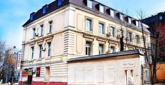 莫斯科航海家酒店 - 莫斯科 - 建筑