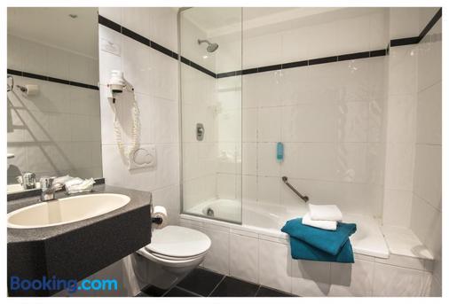 特尔斯特里普酒店 - 奥斯坦德 - 浴室