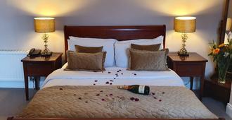 艾柏克罗斯公寓酒店 - 都柏林 - 睡房