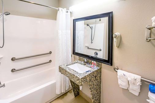 生态小屋酒店 - 巴吞鲁日 - 浴室