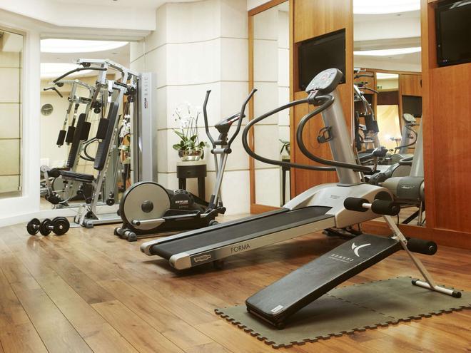 爱德华七世歌剧酒店 - 巴黎 - 健身房