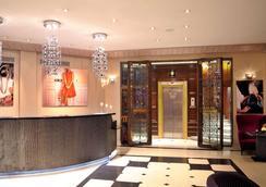 爱德华七世歌剧酒店 - 巴黎 - 大厅