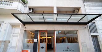 上开放式公寓酒店 - 布宜诺斯艾利斯 - 建筑