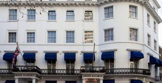 伦敦伊丽莎白酒店 - 伦敦 - 建筑