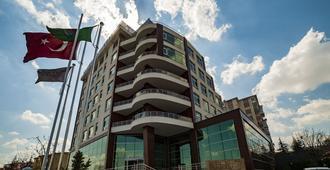 Tzob 酒店 - 安卡拉 - 建筑
