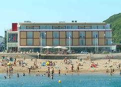 普拉亚海滨酒店 - 普拉亚达维多利亚 - 建筑