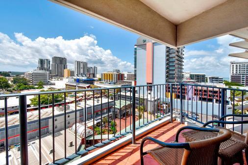 曼特拉滨海酒店 - 达尔文 - 阳台