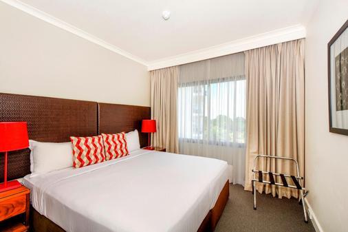 曼特拉滨海酒店 - 达尔文 - 睡房