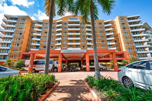 曼特拉滨海酒店 - 达尔文 - 建筑