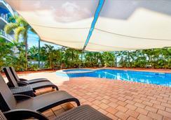 曼特拉滨海酒店 - 达尔文 - 游泳池