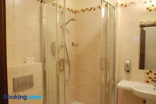 波兹南中心托帕兹酒店 - 波兹南 - 浴室