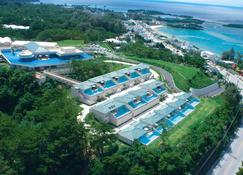 冲绳东方山丘酒店 - 恩纳 - 户外景观