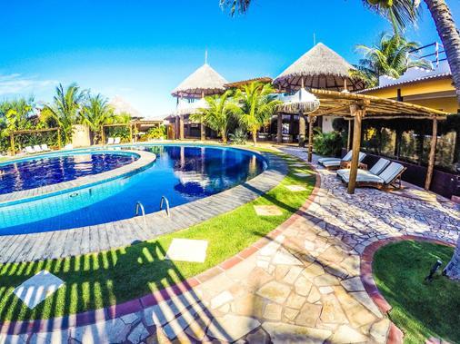 长滩酒店 - 卡诺格布拉达 - 游泳池