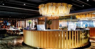 阿姆瑞特克拉丽奥酒店 - 斯德哥尔摩 - 柜台