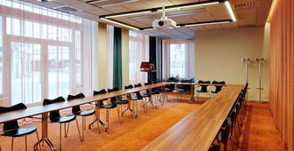阿姆瑞特克拉丽奥酒店 - 斯德哥尔摩 - 会议室