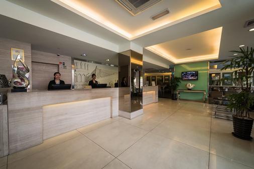 槟城乔治市中环酒店 - 乔治敦 - 柜台