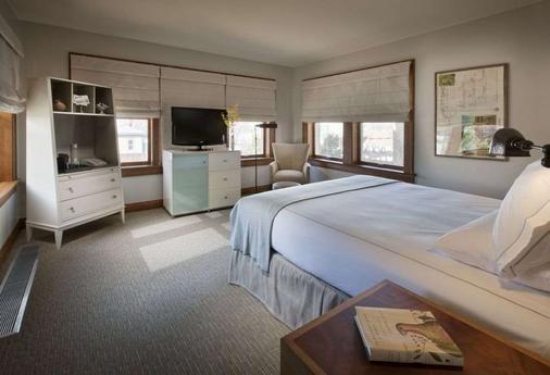 阿尔伯克基市中心帕克酒店 - 阿尔伯克基 - 睡房