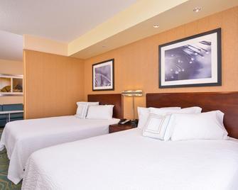阿伦德尔米尔斯巴尔的摩华盛顿国际机场春季山丘套房酒店 - 汉诺瓦 - 睡房