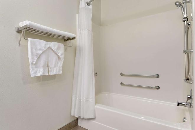 圣尼古拉斯洛依艾瑟利尔酒店 - 莱维斯 - 浴室