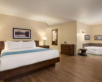 圣尼古拉斯洛依艾瑟利尔酒店 - 莱维斯 - 睡房