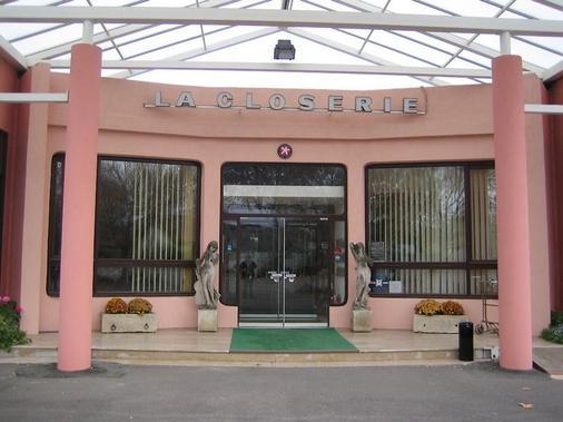 博纳克罗夫特因特尔酒店 - 博恩 - 建筑