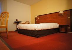 博纳克罗夫特因特尔酒店 - 博恩 - 睡房