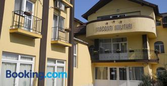 维斯康蒂军事酒店 - 布加勒斯特 - 建筑
