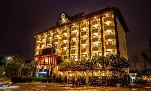 普恩佩切酒店 - 清迈 - 建筑
