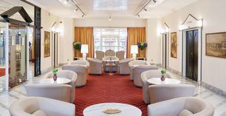 德拉格生活酒店集团弗兰茨约瑟夫皇帝维也纳酒店 - 维也纳 - 休息厅