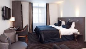 布卢瓦城堡西佳酒店 - 布鲁瓦 - 睡房
