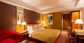 横滨玫瑰大酒店 - 横滨 - 睡房